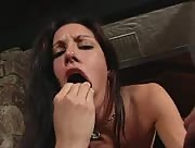 Busty 69 handjob with blowjob