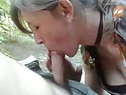 Countryside Blowjob